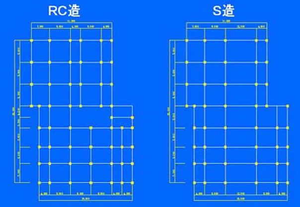 S造とRC造の比較:一般社団法人...