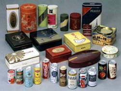 ブリキの利用で有名な話は、ナポレオンのエジプト遠征(1798年)の際の食糧貯蔵法からヒント得て、ブリキを用いて食品を貯蔵する方法が発明されたのが缶詰のはじまり  ...
